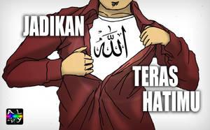 2013-06-22 Allah Teras Hatimu by zulan477