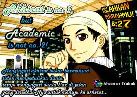 Tarbiyah Academic by zulan477