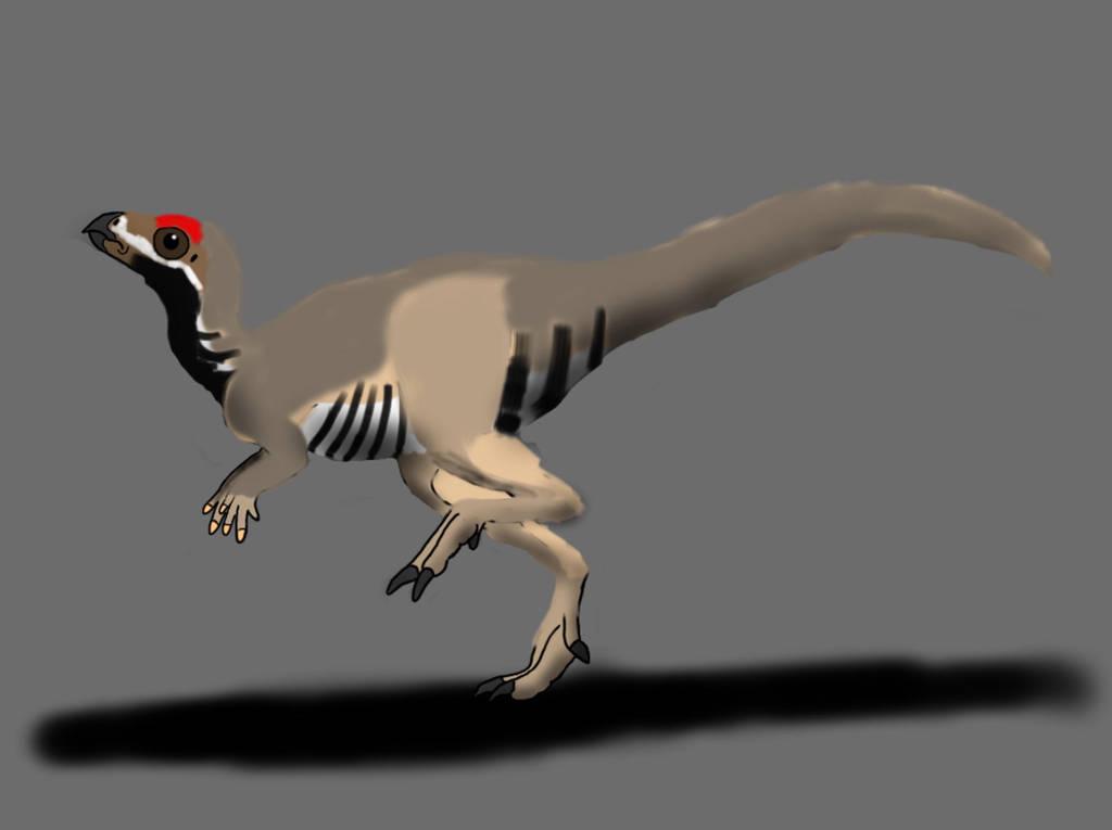 Trinisaura santamartaensis by TrefRex