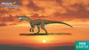 Walking with Dinosaurs: Herrerasaurus by TrefRex