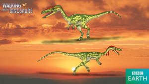 Walking with Dinosaurs: Coelophysis by TrefRex