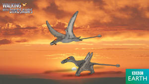 Walking with Dinosaurs: Dorygnathus by TrefRex