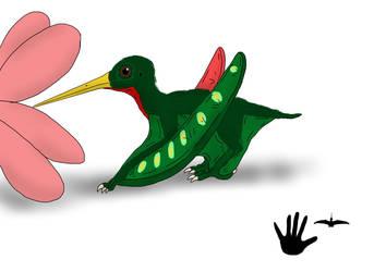 #BuildAFakePterosaur: Archilopterodactylus by TrefRex