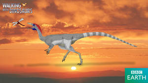 Walking with Dinosaurs: Compsognathus by TrefRex