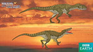 Walking with Dinosaurs: Australovenator by TrefRex