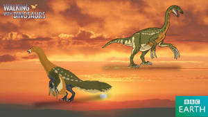 Walking with Dinosaurs: Therizinosaurus by TrefRex