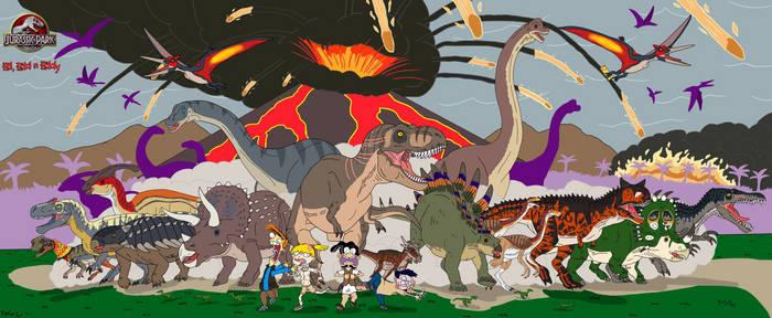 Jurassic Ed 2.0 by TrefRex