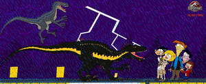 Jurassic Ed 2.0 (II) by TrefRex
