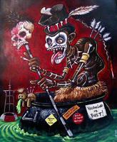 Voodoo Land or Bust by gpr117
