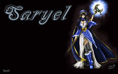 Saryel by seijiwolf