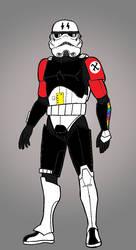 Sturmtrooper by Shpeeboi