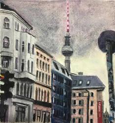 Berlin, Germany by sirihouette