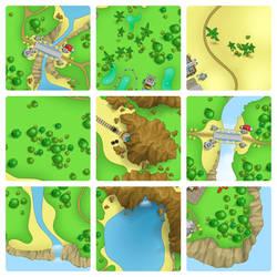 terrain by monterxz