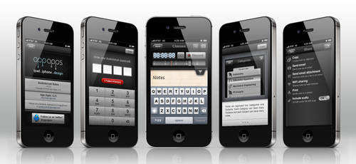 Audiotorium iphone by monterxz