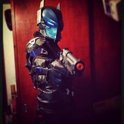Arkham Knight Shoot! cosplay by yuga