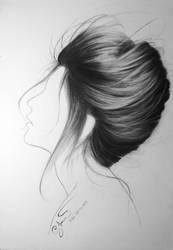 Hair by quanmoc