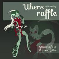 Closed Raffle - Uher Kickstart by Lyroa-dopts