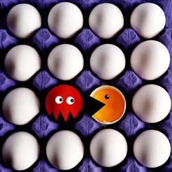 Pacman by GizemTuna