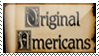 Original Americans Stamp by pixelworlds