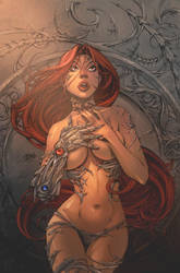 David Nakayama's Witchblade by suishou