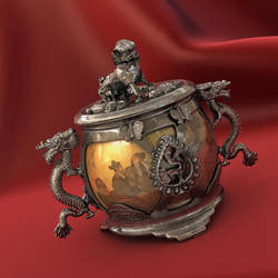 Chinese Ornamental Antique by ViraA