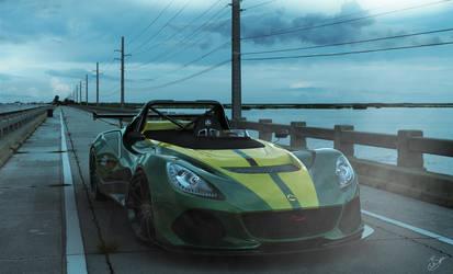 Lotus 3 Eleven (Misty Road) by ViraA