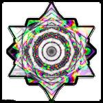 The Focusing Crystal by TwaRavenMotifs