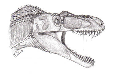 Appalachiosaurus by unlobogris