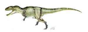 Giganotosaurus carolini by unlobogris