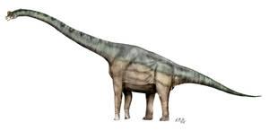 Brachiosaurus again by unlobogris