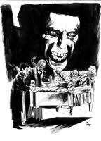 The Exorcist by ChristianDiBari