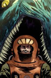 Sebastian Hawks: Lochness Monster Cover by ChristianDiBari