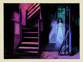 Ghostly by ChristianDiBari