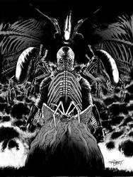 Alien/Prometheus by ChristianDiBari