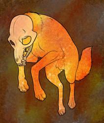 Merry Spoopmas by lionsilverwolf