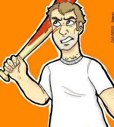 Trevor Philips  by CheapPin
