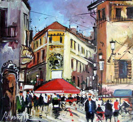 Sunny Corner by ricardomassucatto