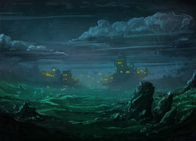 Gathering storm by Sava-G