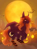 halloween ych by Riressa