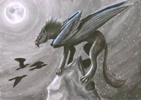 Meet Shadow-Cat by NikiKalat