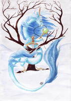 Winter Japanness by NikiKalat