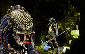 Predators on prowl by kongvmax