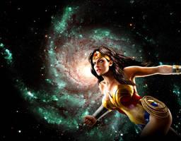 Wonder Woman by kongvmax