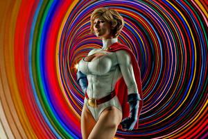 Power Girl  by kongvmax