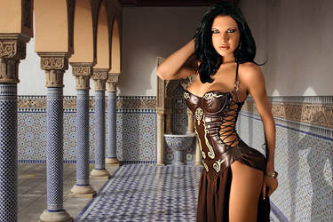 Queen of De Nile by kongvmax