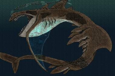 Phobia Dragon- Selachophobia by SargeantSweety