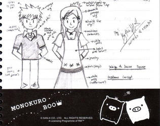 IchiIno Concept by intothemulberry
