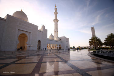Sheikh Zayed Grand Mosque by IVL-Photo