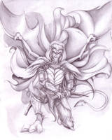 Feanor by Lilliath