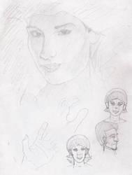 Sketches 1 by skippymaker